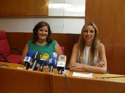 Grupos de Perú, Senegal, Gran Canaria y Lorca participarán en el XXIII Festival Internacional de Folclore Ciudad de Lorca, que se celebra este fin de semana