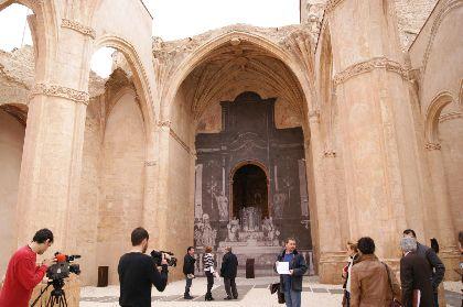 El Ayuntamiento destina 2,3 millones de euros para la recuperación integral de la iglesia de Santa María, la joya del arte mudéjar lorquino