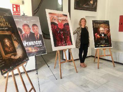 La programación del Teatro Guerra para el último trimestre del año traerá a Lorca artistas de la talla de Imanol Arias, Carlos Hipólito, Javier Gutiérrez o Laia Marulll