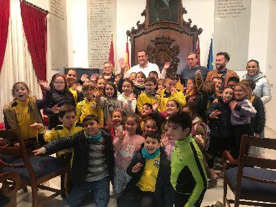 El Programa de Actividad Física y Deporte en Edad Escolar 2018/19, organizado por la CARM, comenzará en Lorca el próximo 15 de noviembre