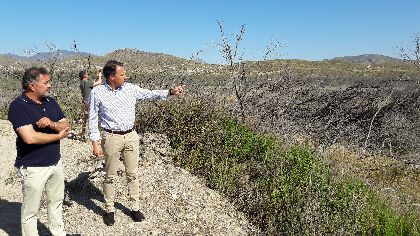 El Alcalde exige que cesen los ataques contra los agricultores lorquinos: ''sin trasvases condenan a muerte a la agricultura y nos castigan convirtiendo a Lorca en un desierto''