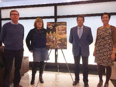 El Ayuntamiento convoca el sexto concurso para elegir el Cartel de la Semana Santa de Lorca de 2018, cuyo plazo de participación está abierto hasta el 12 de diciembre
