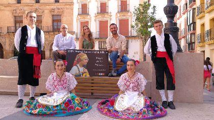 La XXIX edición del Festival Internacional de Folclore ''Virgen de las Huertas'' contará con la participación de grupos de Georgia, Rumanía, Kenia y Lorca