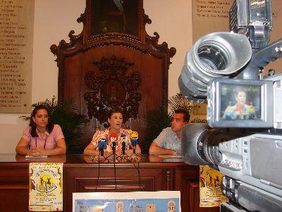 La Feria de la Virgen de las Huertas se celebrará del 2 al 8 de septiembre de 2008
