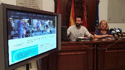 La Concejal�a de Movilidad pone en marcha el portal www.movilidad.lorca.es con el fin de dar a conocer todas las actividades relacionadas con el PMUS de Lorca