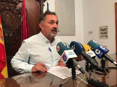 La Administración Municipal rechaza la clausura de la carretera del pantano de Puentes y reclama al Ministerio de Transición de Ecológica que rectifique su decisión