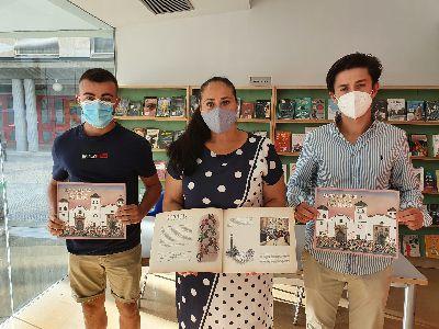 Las Bibliotecas de Lorca reciben la donación de 15 ejemplares de ''Un viaje ilustrado hacia la historia del Paso Blanco''