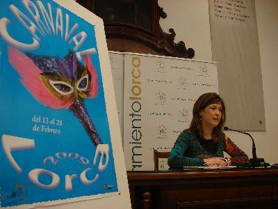 Este viernes se abre el plazo para participar en el desfile de Carnaval 2010 de Lorca