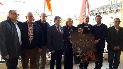 Lorca y Caravaca acogerán los actos de hermanamiento entre las cofradías de la Virgen de las Huertas y la de la Santísima y Vera Cruz