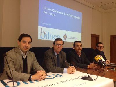 La nueva web comerciolorca.com incluye la geolocalización de los establecimientos adheridos a la Unión Comarcal de Comerciantes de Lorca