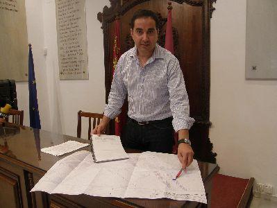 El Ayuntamiento de Lorca concede licencia para la reconstrucci�n de 26 nuevas viviendas derribadas tras los terremotos de 2011