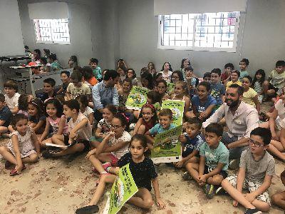Las Concejalías de Igualdad y Cultura ponen en marcha distintas Escuelas de Verano de las que se van a beneficiar 200 niños del centro urbano y de pedanías
