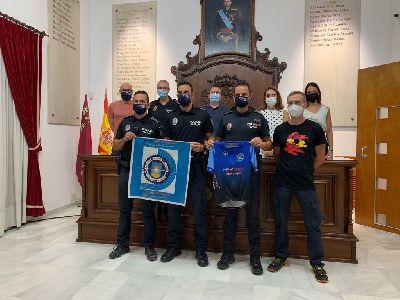 El XXIII Campeonato de España BTT de policías locales contará con la participación de cinco agentes del cuerpo de Lorca