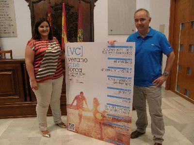 El Ayuntamiento de Lorca ofrece cine de verano gratis en la Plaza Calderón, La Paca, Avilés, Coy, Zarcilla de Ramos, Zarzadilla de Totana y Puntas de Calnegre