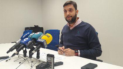 Lorca reclama al actual gobierno central un Decreto Ley que incluya la bonificación del 50% del IBI a los afectados por los terremotos y el convenio de 3 millones para obras en pedanías