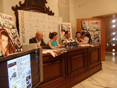 La II Edición de Teatro de Calle de Lorca ?Teasol? se celebrará del 23 al 26 de Junio