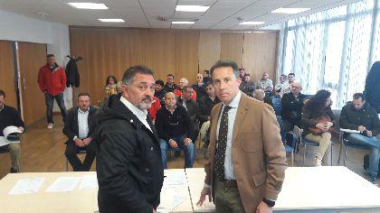 El Alcalde exige una interlocución directa con el Ministerio de Fomento para que el proyecto de obras para la llegada de la Alta Velocidad incluya las alegaciones de los damnificados