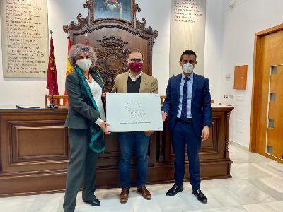 La Universidad Politécnica de Cartagena entrega al Ayuntamiento el estudio de análisis y diagnóstico del PGMO de Lorca