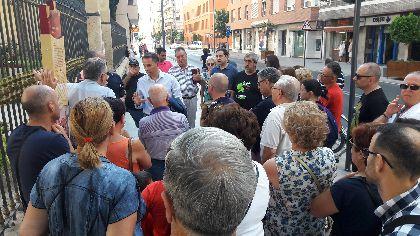 El Alcalde remite al Consejo Jurídico de la Región un informe municipal que considera prescrito el reintegro de las ayudas a parte de los afectados por los terremotos