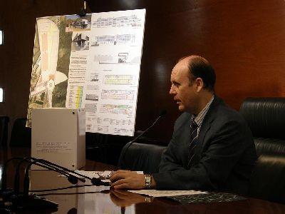 El Ayuntamiento de Lorca inicia el expediente para la adjudicación de las obras del nuevo instituto por valor de 5.442.370 euros financiados por la Comunidad