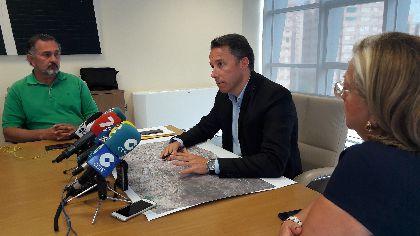 Fulgencio Gil: ''la recuperación de la conexión ferroviaria con Andalucía constituye un hito histórico cuyos máximos beneficiados seremos los lorquinos''