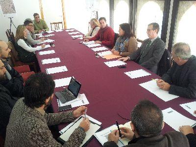 El Ayuntamiento avanza en la modificación de PEPRI que integrará las propuestas de las áreas de Cultura, Turismo, Obras, Urbanismo, Comercio y Reconstrucción