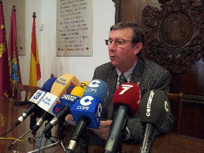 Lorca centra su promoción en Fitur en difundir entre la comunidad judía la sinagoga y el barrio hebreo descubierto en el entorno del castillo