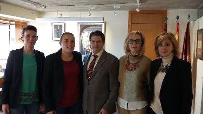 El Alcalde nombra a María José Marín Baraza nueva Pedánea de Coy