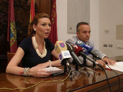 La Junta de Gobierno aprueba las primeras 7 ayudas del nuevo Plan de Atención Social Integral de la Mesa Solidaria para familias damnificadas por los terremotos