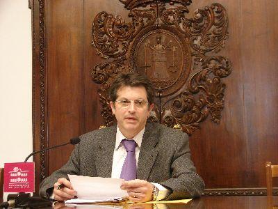 La entrega de la Medalla y Títulos de la Ciudad de Lorca por el día del Patrón se realizará el sábado 22 a las 20:00 horas en el Recinto Ferial de Santa Quiteria