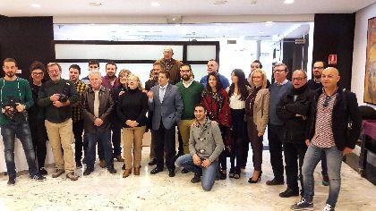 El Alcalde destaca la creación de empleo y las obras en todo el municipio como aspectos destacados del año y anticipa un 2017 de intensa gestión y logros históricos para los lorquinos