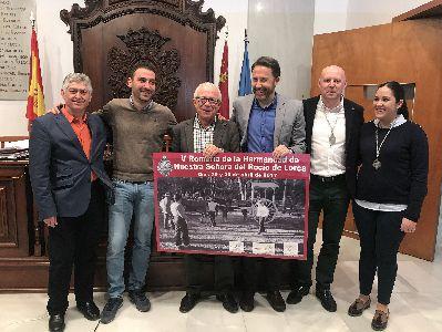 La Hermandad del Rocío de Lorca invita a los lorquinos a participar en la V Romería Rociera que tendrá lugar el 29 y el 30 de abril en las inmediaciones del Pantano de Puentes