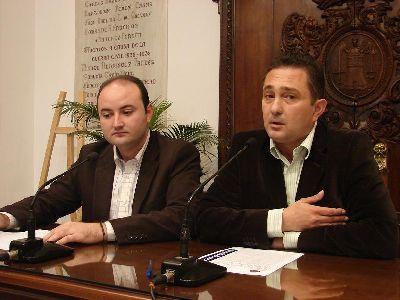 La primera serie de inversiones para el arreglo de carreteras en Lorca supera los 9,2 millones de euros
