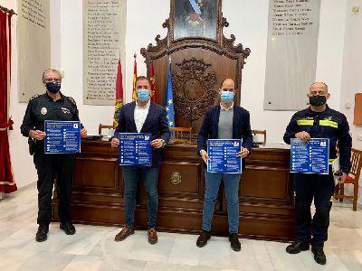 El Ayuntamiento establece un dispositivo especial para garantizar las medidas sanitarias por el Día de Todos los Santos