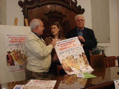 El Centro Cultural acogerá el XIX Festival Internacional de Cante Flamenco ?Ciudad del Sol? el 7 y 8 de noviembre