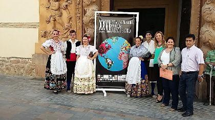 El XXVI Festival Internacional de Folclore ''Ciudad de Lorca'' contará con la participación de grupos procedentes de Eslovenia, México, Georgia, Ecuador y España