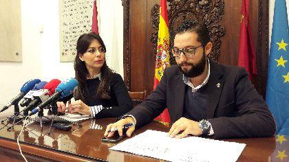 El Ayuntamiento de Lorca incluirá nuevas clausulas sociales en la contratación de obras para estimular la creación de empleo y el acceso laboral a parados de larga duración