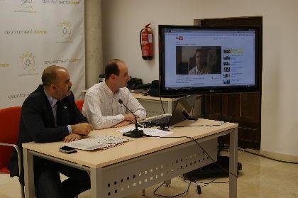 Expertos en redes sociales expondrán en Lorca las claves para sacar el máximo rendimiento a los nuevos lugares de encuentro en internet