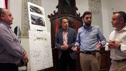 El Alcalde anuncia la licitación de las obras para construir la nueva base logística de Limusa, que permitirá una respuesta más rápida y eficaz para la limpieza de la ciudad