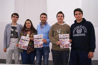 Un millar de jóvenes lorquinos recorrerán la Corredera este viernes con la Procesión de Papel