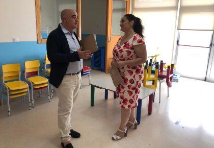 El Ayuntamiento de Lorca adjudica la prestación del servicio del Punto de Atención a la Infancia de La Paca