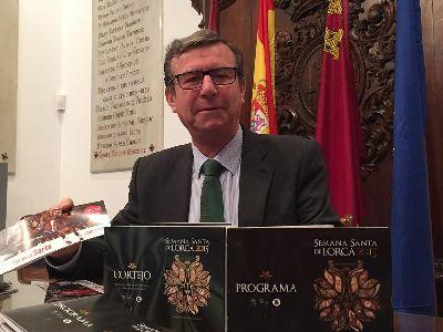 El Ayuntamiento de Lorca convoca el concurso del cartel de la Semana Santa para el año 2016