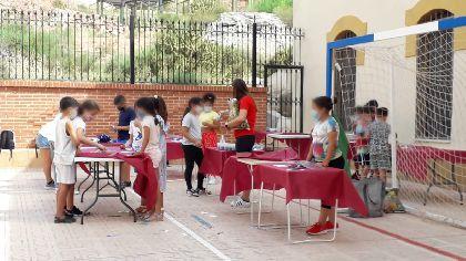 El Ayuntamiento de Lorca celebra una jornada juvenil sobre el respeto por el medio ambiente y la naturaleza