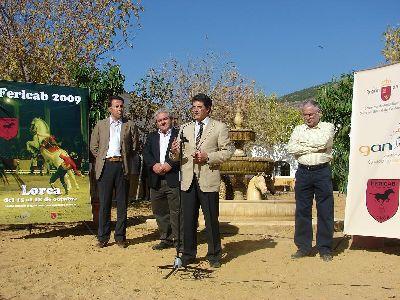La Infanta Elena acepta la Presidencia de Honor de la Feria del Caballo de Lorca