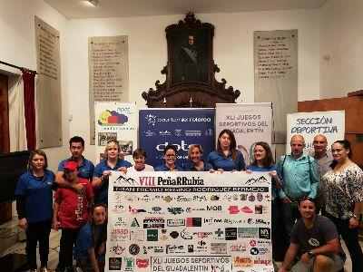 La Peñarrubia Lorca Trail, una de las pruebas deportivas más solidarias, vuelve en su octava edición el próximo 15 de septiembre