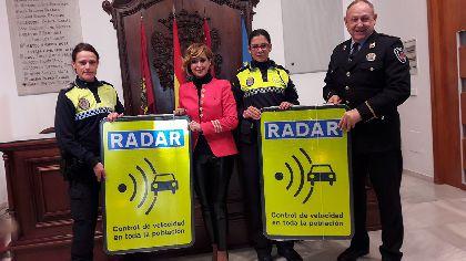 La Policía Local emprende una campaña divulgativa para concienciar contra las conductas imprudentes al volante y el exceso de velocidad en nuestro término municipal