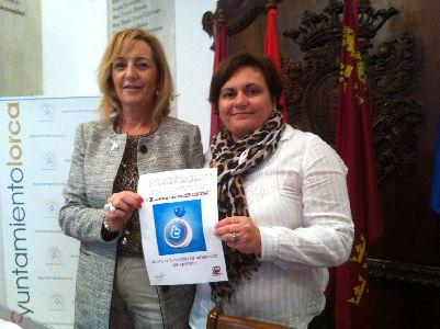 El Ayuntamiento de Lorca abre hasta el 12 de noviembre el segundo Concurso de Tuits #Lorca25N para sensibilizar a los lorquinos en Twitter contra la violencia de género