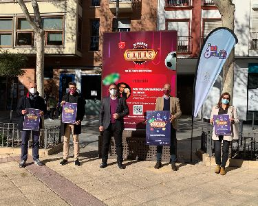 El Ayuntamiento desarrolla la campaña 'Si paras, ganas. Por un juego responsable' contra la ludopatía entre los jóvenes
