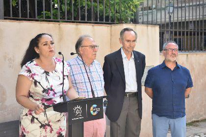 El Palacio de Guevara acogerá este miércoles una actividad cultural organizada por el colectivo Innovamos Juntos, el Centro Unesco de Murcia y la Coral Bartolomé Pérez Casas