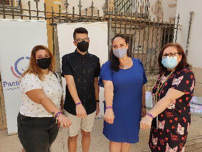 El Ayuntamiento de Lorca pone en marcha una campaña de prevención para conseguir una feria libre de violencia sexual
